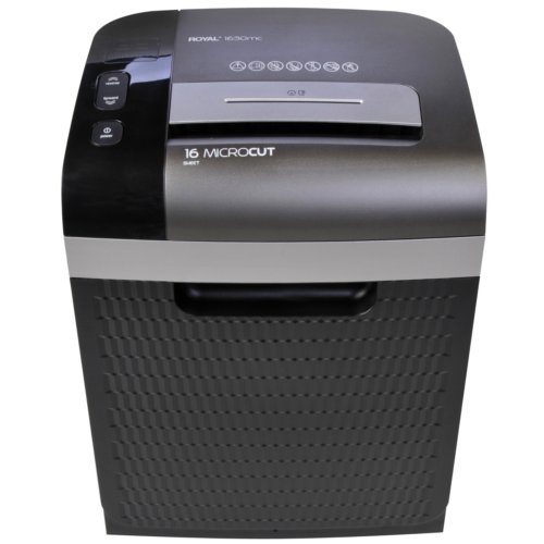 Royal 1630MC 16-Sheet Micro-Cut Paper Shredder (04ROY1630MC) Image 1