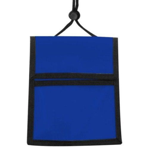 Royal Blue Multi-Pocket Credential Wallet Holder - 25pk (1860-3002) Image 1