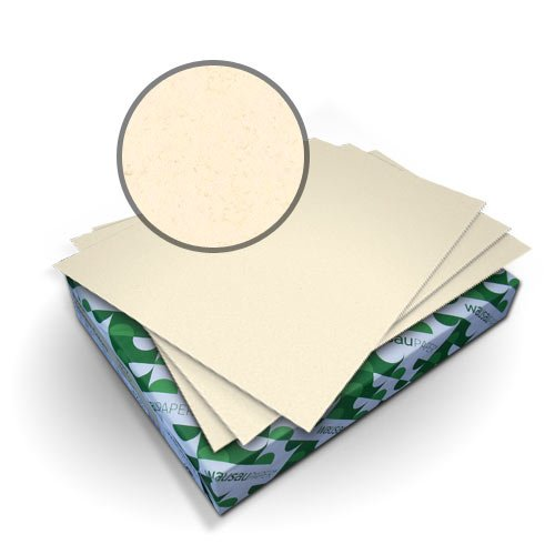Natural White Neenah Papers Smooth Image 1
