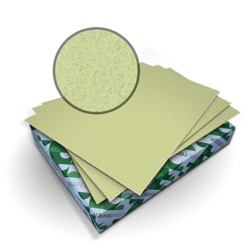 "Neenah Paper Royal Fiber Thyme 8.5"" x 11"" 80lb Smooth Cover - 50pk (MYRFC8.5X11T), Neenah Paper brand Image 1"