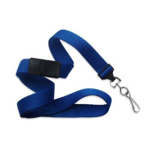 Royal Microweave Break-Away Lanyard with NPS Swivel Hook - 100pk (2138-5002) Image 1