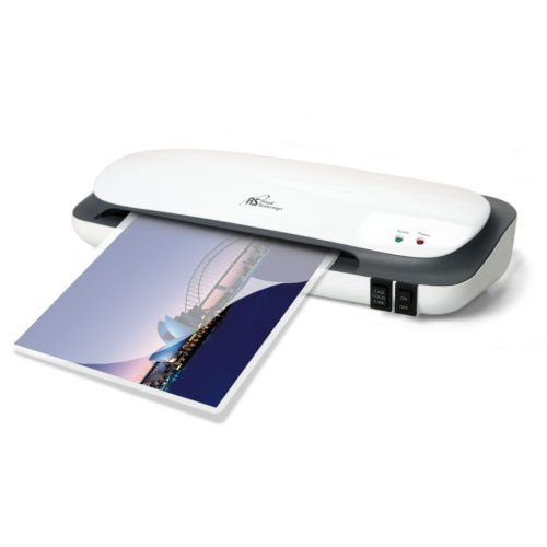 "Royal Sovereign CL-923 9"" Hot and Cold 2-Roller Pouch Laminator (CS-923) Image 1"
