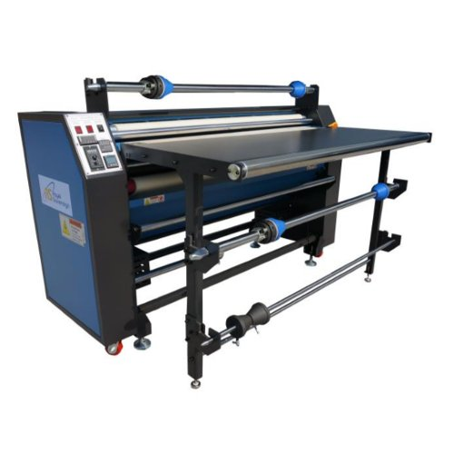 "Royal Sovereign 45"" Calender Heat Transfer System with 10"" Infra-Red Drum (LX-130), Laminators Image 1"