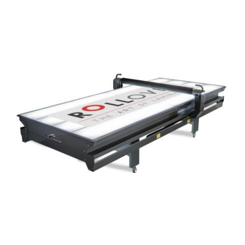 "Royal Sovereign Rollover Classic 55"" x 118"" Flatbed Applicator for Mounting and Laminating (10314) Image 1"