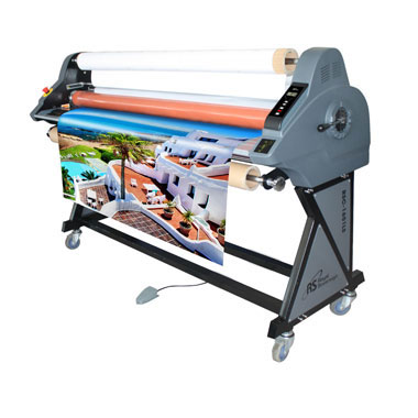 "Royal Sovereign 65"" Wide Format Cold Roll Laminator (RSC-1651LS) Image 1"