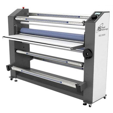 "Royal Sovereign 55"" Heat Assist Wide Formal Roll Laminator (RSC-5500H) - $10104.32 Image 1"