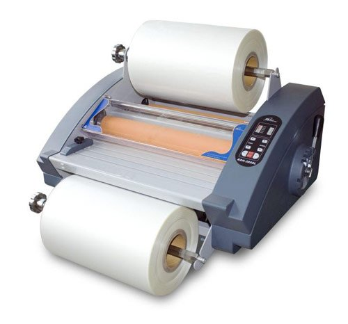 Royal Sovereign 15 Inch Roll Laminator with De-Curler (RSH-380SL)