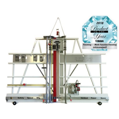 "Safety Speed DFC-H5 64"" Vertical Panel Saw and Dust Free Cutter Combo (SS-DFCH5) - $5518.99 Image 1"