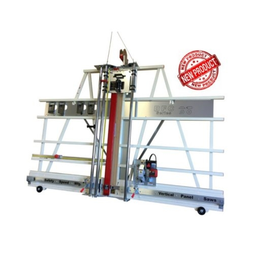 "Safety Speed DFC-H5 64"" Vertical Panel Saw and Dust Free Cutter Combo (SS-DFC-H5) - $5398.99 Image 1"