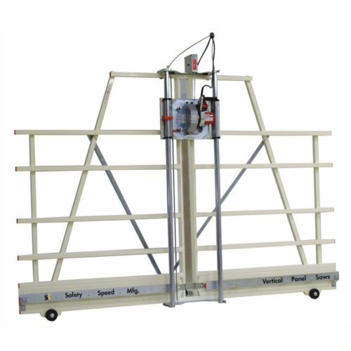 "Safety Speed H6 Full-Sized 74"" Vertical Panel Saw (SS-H6) Image 1"