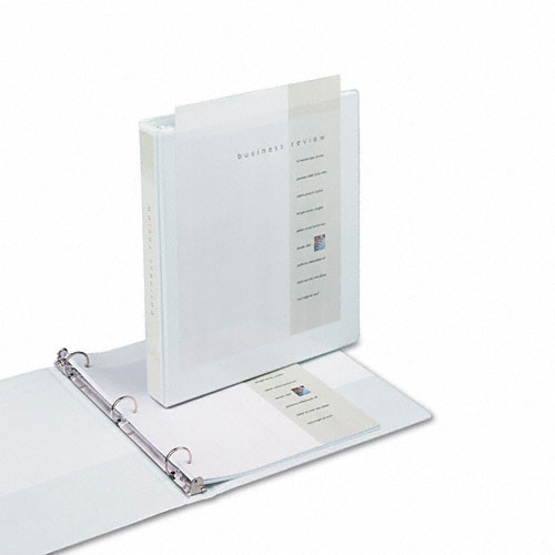 White Chipboard Covers Image 1