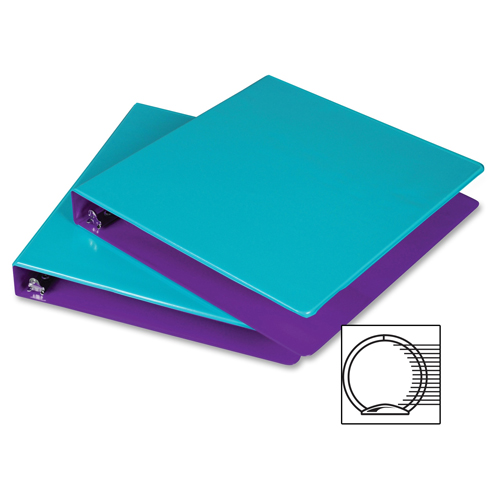 Two Ring D Binder Image 1