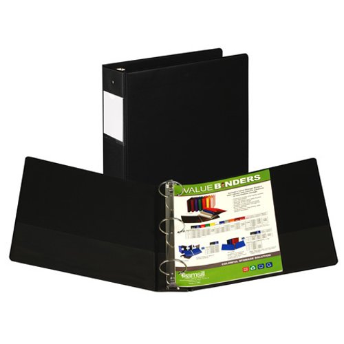 Binder Metal Label Holders Image 1