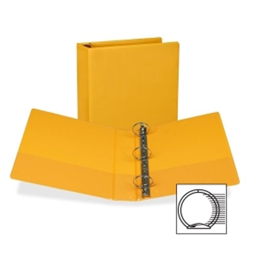 "Samsill 2"" Coral Fashion Presentation Round Ring View Binder -6pk (SAM-U86673) Image 1"
