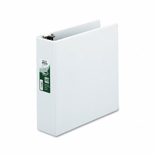 White Spine Binder Image 1