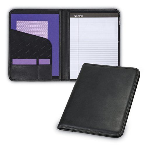 Samsill Black Professional Pad Holder -16pk (SAM-70810)
