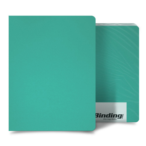 "Azure 55mil Sand Poly 8.75"" x 11.25"" Binding Covers - 10pk (MYMP558.75X11.25AZ) Image 1"