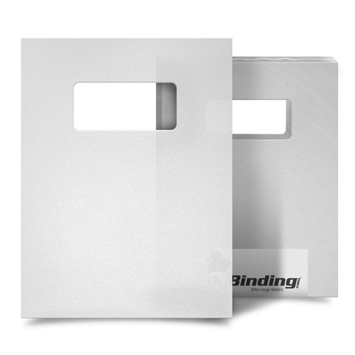 Frost Poly Binding Covers Image 1