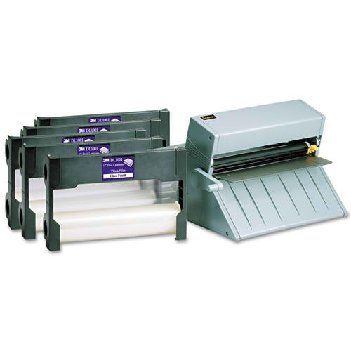 Scotch 12 Inch Professional Cold Laminating Machine (LS1000VAD) Image 1
