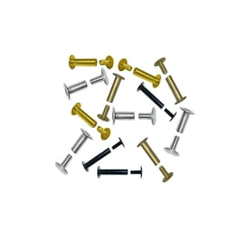 "4"" Chicago Screw Posts / Binding Screws - 100pk (MYSP4) Image 1"