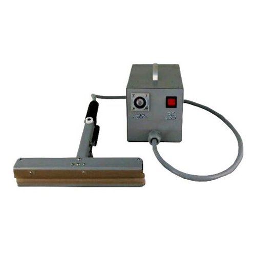 "SealerSales T-Clamp 18"" Portable Impulse Sealer w/ 1/4"" Seal Width (B-18) - $1236.03 Image 1"