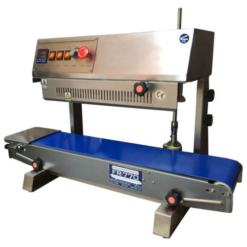 SealerSales Vertical Continuous Band Sealer (Left Feed) (FR-770II) Image 1