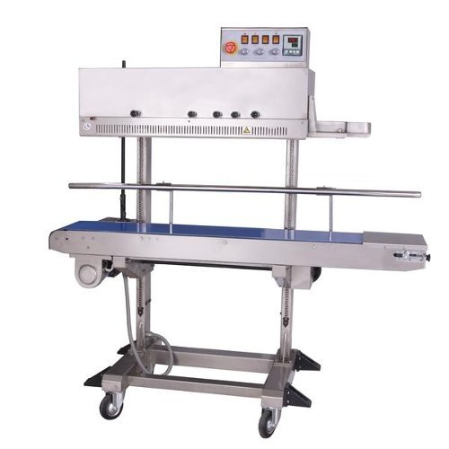 SealerSales Right Feed Vertical Dry Ink Coding Continuous Band Sealer (FRM-1120LD) - $3782 Image 1