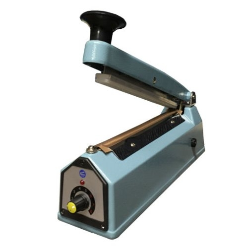 "SealerSales 4"" Hand Impulse Sealer (FS-100) Image 1"