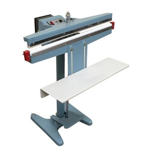 "SealerSales 18"" Foot-Operated Impulse Sealer w/ 8mm Seal Width (FS-458F), SealerSales brand Image 1"