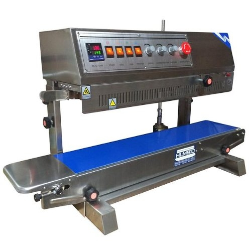 SealerSales Vertical Dry Ink Coding Continuous Band Sealer (HL-M810II) Image 1