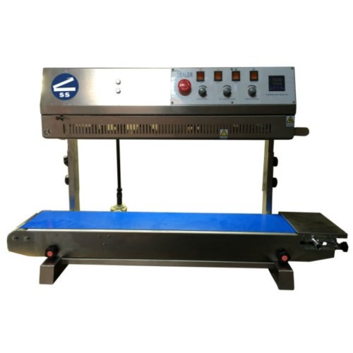 SealerSales Impresse Vertical Dry Ink Coding Continuous Band Sealer (FRM-1010II) Image 1