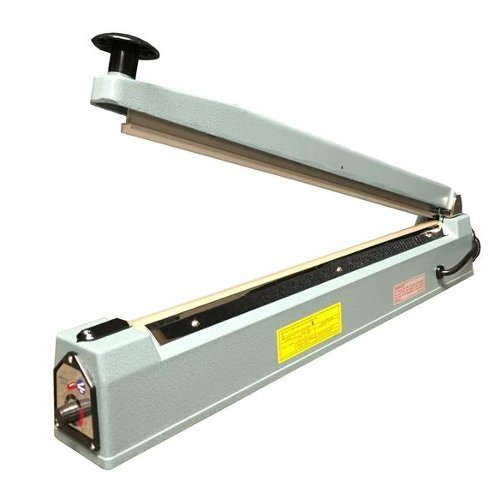 "SealerSales 20"" Hand Impulse Sealer w/ 2.6mm Seal Width (KF-520H) Image 1"