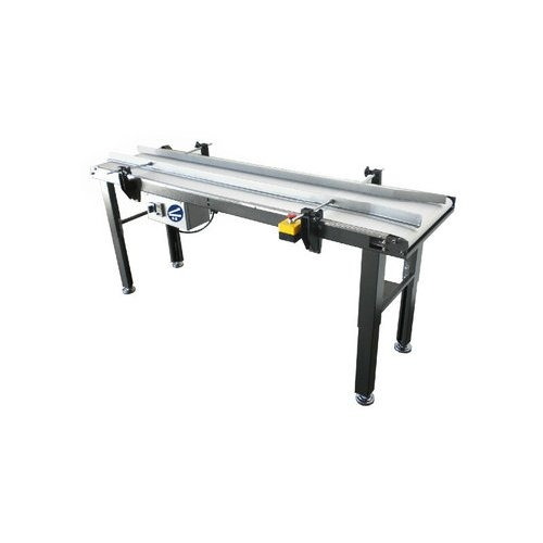 "SealerSales Motorized 72"" Infeed Conveyor (MC-450-72) Image 1"