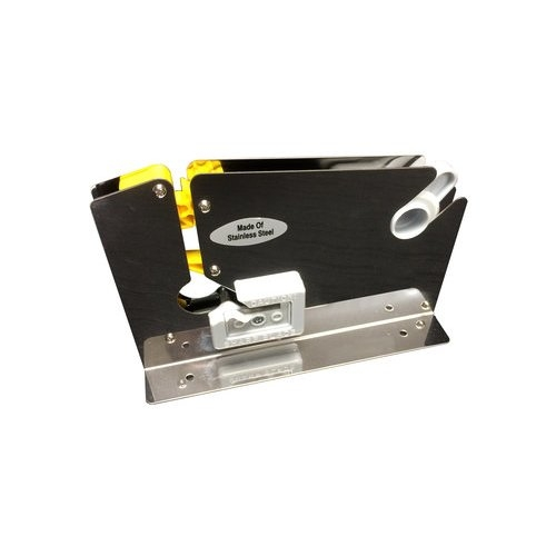 "SealerSales Stainless Steel 3/8"" Poly Bag Tape Sealer w/ Trimmer (SL-606STK) - $23.17 Image 1"