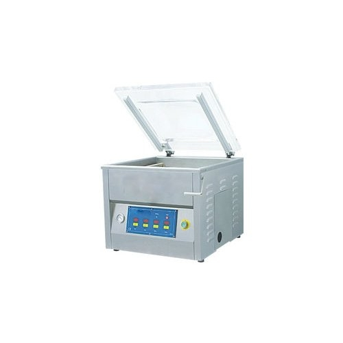 "SealerSales 17"" Tabletop Chamber Vacuum Sealer (2 Seal Bars) w/ Electric Cut-Off 3mm Seal Width (TC-420LR) - $3964 Image 1"