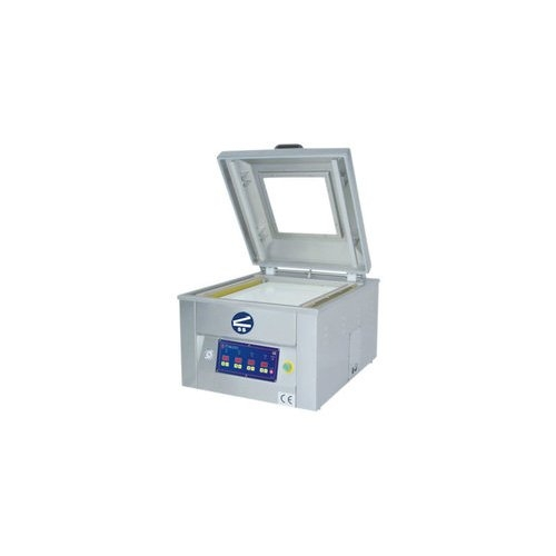 "SealerSales 21"" Tabletop Chamber Vacuum Sealer (2 Seal Bars) w/ Electric Cut-Off 3mm Seal Width (TC-520LR) Image 1"