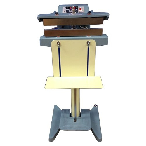 """SealerSales 16"""" Direct Heat Foot-Operated Sealer w/ Mesh Seal (THS-400), Packaging Equipment Image 1"""