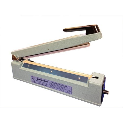 "SealerSales TISH-Series 16"" Hand Impulse Sealers (TISH-40) Image 1"