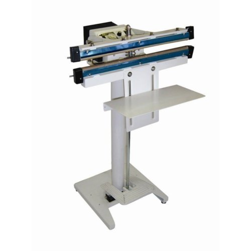 "SealerSales 12"" Double Impulse Foot-Operated Sealer (W-300T) Image 1"