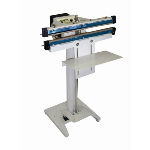 "SealerSales 18"" Double Impulse Foot-Operated Sealer (W-450T) Image 1"