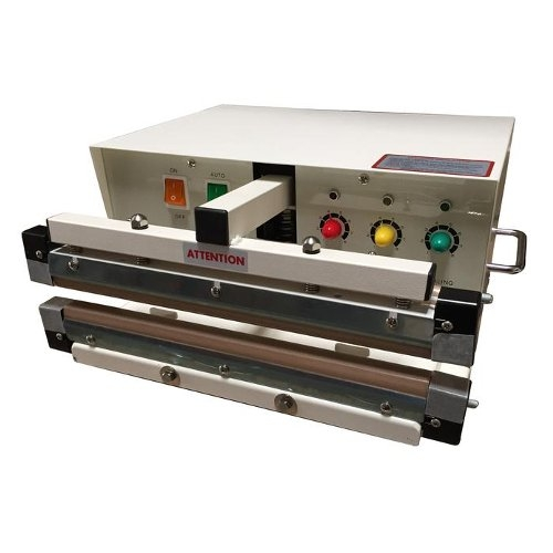 "SealerSales 18"" Automatic Double Impulse Sealer (W-455AT) Image 1"
