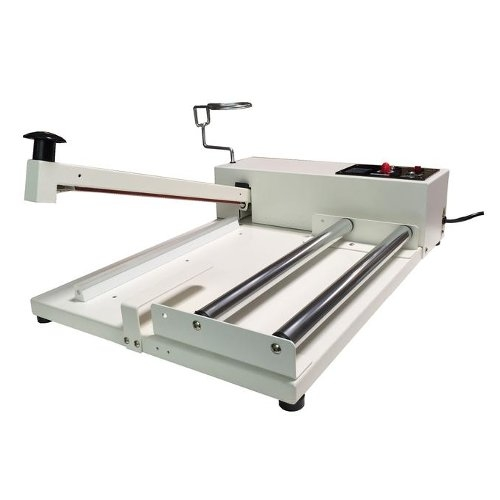 "SealerSales 14"" I-Bar Sealer w/ Film Roller and Round Wire (W-350I), SealerSales brand Image 1"