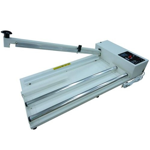 "SealerSales 14"" I-Bar Sealer w/ Sliding Cutter and Film Roller (W-350IC), SealerSales brand Image 1"
