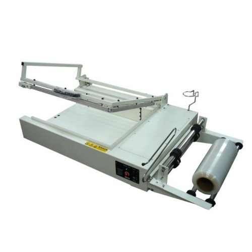 "SealerSales 20"" x 26"" Tabletop L-Bar Sealer w/ Film Roller (W-500L), SealerSales brand Image 1"