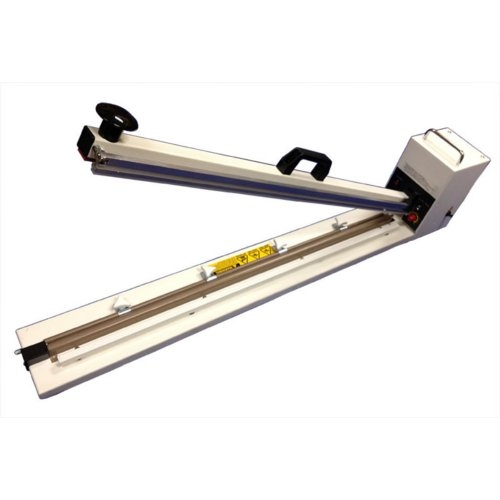 "SealerSales 26"" Long Hand Impulse Sealer w/ Sliding Cutter (WN-650HC) Image 1"