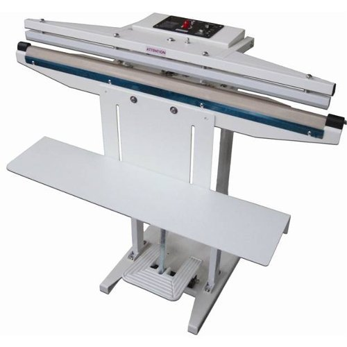 "SealerSales 30"" Extra-Long Foot-Operated Impulse Sealer w/ 2.7mm Seal Width (WN-750F) - $492.49 Image 1"