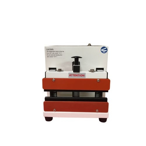 "SealerSales 8"" Table-Top Direct Heat Sealer w/ PTFE Coated Meshed Seal (WNS-200D) Image 1"