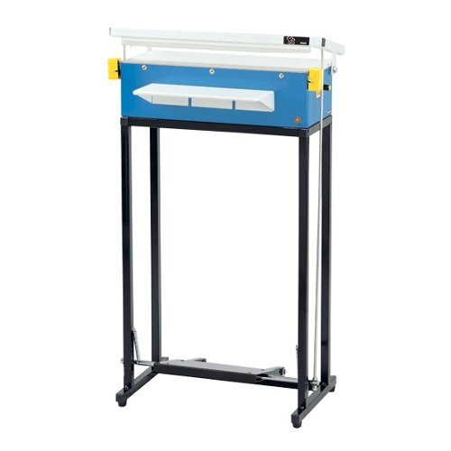"SealerSales 18"" Foot-Operated Impulse Sealer w/ Sliding Cutter (YC-450FC), SealerSales brand Image 1"