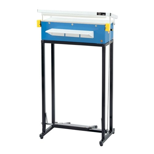 "SealerSales 24"" Foot-Operated Impulse Sealer w/ Sliding Cutter (YC-600FC) - $353.06 Image 1"
