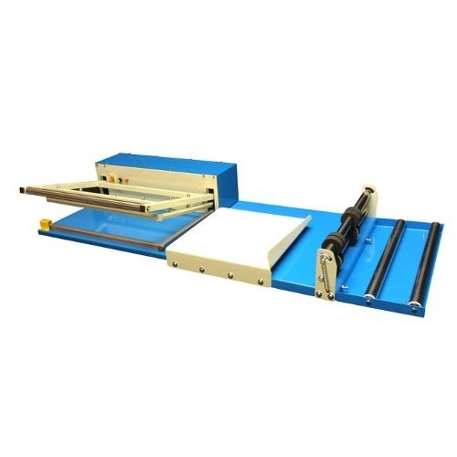 "SealerSales 18"" x 18"" Tabletop L-Bar Sealer w/ Film Roller (YC-450HL), SealerSales brand Image 1"